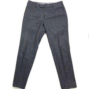 Incotex Gray Pants Mens Size 32x30 (48) Choino
